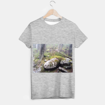 Thumbnail image of Fog Forest T-shirt regular, Live Heroes