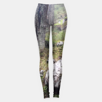 Thumbnail image of Fog Forest Leggings, Live Heroes