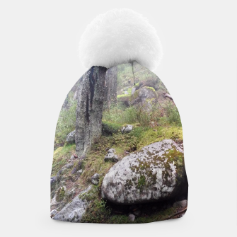 Thumbnail image of Fog Forest Beanie, Live Heroes