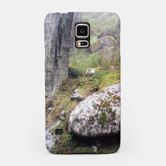 Thumbnail image of Fog Forest Samsung Case, Live Heroes