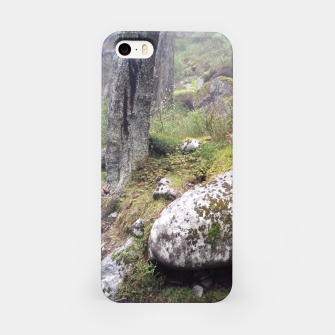 Thumbnail image of Fog Forest iPhone Case, Live Heroes