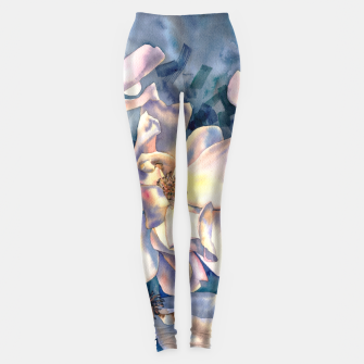 Miniatur Summer Rose Leggings, Live Heroes