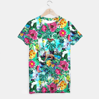 Imagen en miniatura de Tropical Jungle II T-shirt, Live Heroes