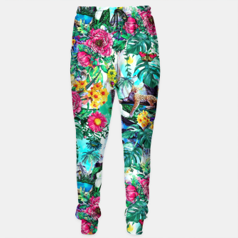 Thumbnail image of Tropical Jungle II Sweatpants, Live Heroes