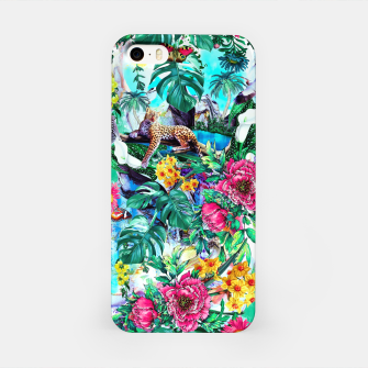 Thumbnail image of Tropical Jungle II iPhone Case, Live Heroes