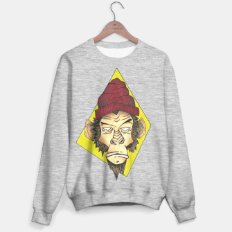Thumbnail image of Monkey King Sudadera Regular, Live Heroes