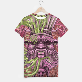 Thumbnail image of Bes Under Water T-shirt, Live Heroes