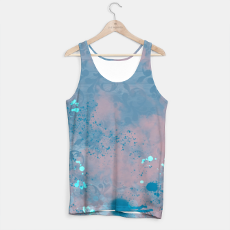 Thumbnail image of Blues and Pinks Tank Top, Live Heroes