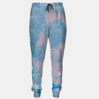 Thumbnail image of Blues and Pinks Sweatpants, Live Heroes