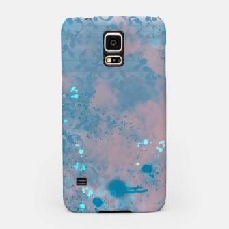 Thumbnail image of Blues and Pinks Samsung Case, Live Heroes