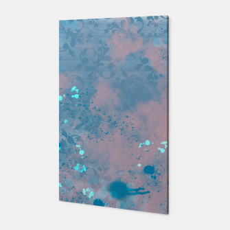 Thumbnail image of Blues and Pinks Canvas, Live Heroes