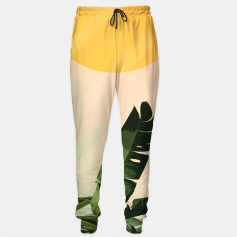 Thumbnail image of Sunny heliconia Sweatpants, Live Heroes