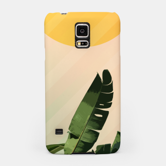 Thumbnail image of Sunny heliconia Samsung Case, Live Heroes