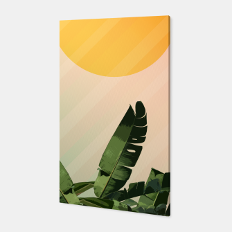 Thumbnail image of Sunny heliconia Canvas, Live Heroes