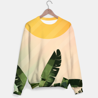 Thumbnail image of Sunny heliconia Sweater, Live Heroes