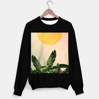 Thumbnail image of Sunny heliconia Sweater regular, Live Heroes