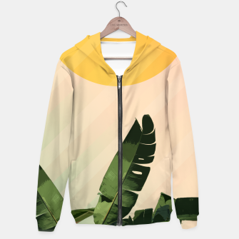 Thumbnail image of Sunny heliconia Hoodie, Live Heroes