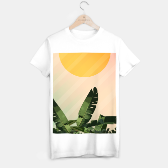Thumbnail image of Sunny heliconia T-shirt regular, Live Heroes