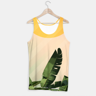 Thumbnail image of Sunny heliconia Tank Top, Live Heroes