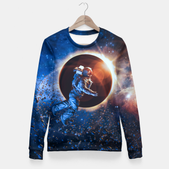 Thumbnail image of Eclipse Fitted Waist Sweater, Live Heroes