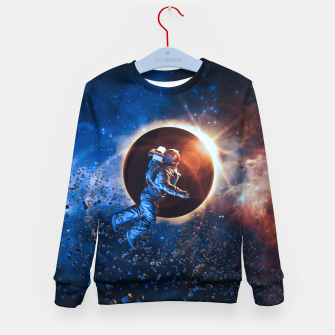 Thumbnail image of Eclipse Kid's Sweater, Live Heroes