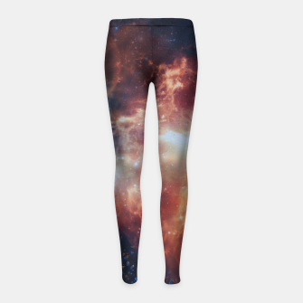 Eclipse Girl's Leggings thumbnail image