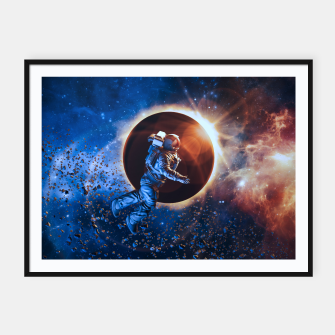 Eclipse Framed poster thumbnail image