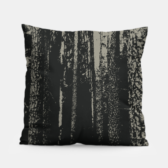 Thumbnail image of Dark woods Pillow, Live Heroes