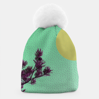 Imagen en miniatura de Pine tree and purple polka dots Beanie, Live Heroes