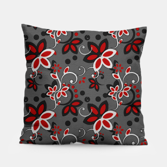 Thumbnail image of Floral Endeavors Pillow, Live Heroes