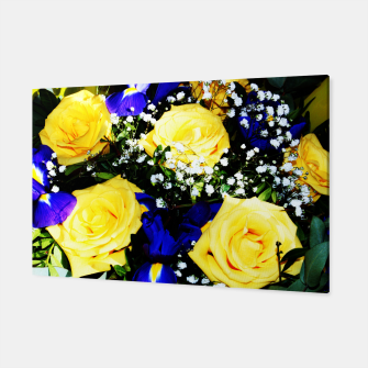Thumbnail image of Roses Jaunes Toile, Live Heroes