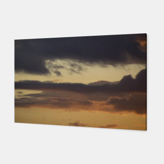 Thumbnail image of Sunset clouds Canvas, Live Heroes