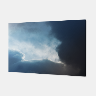 Thumbnail image of Dark clouds Canvas, Live Heroes