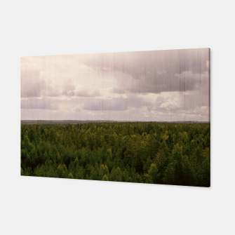 Thumbnail image of Forest and sky Canvas, Live Heroes