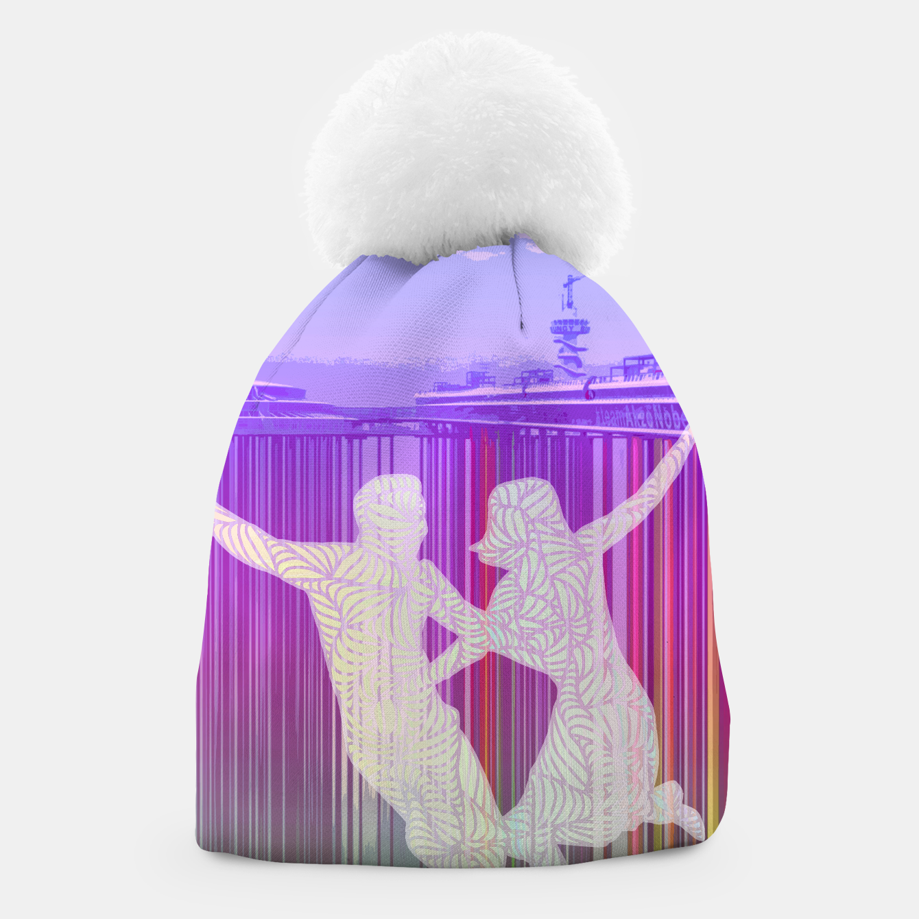 Image of ll Beanie - Live Heroes
