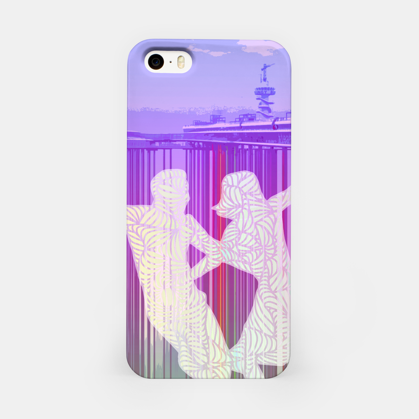 Image of ll iPhone Case - Live Heroes