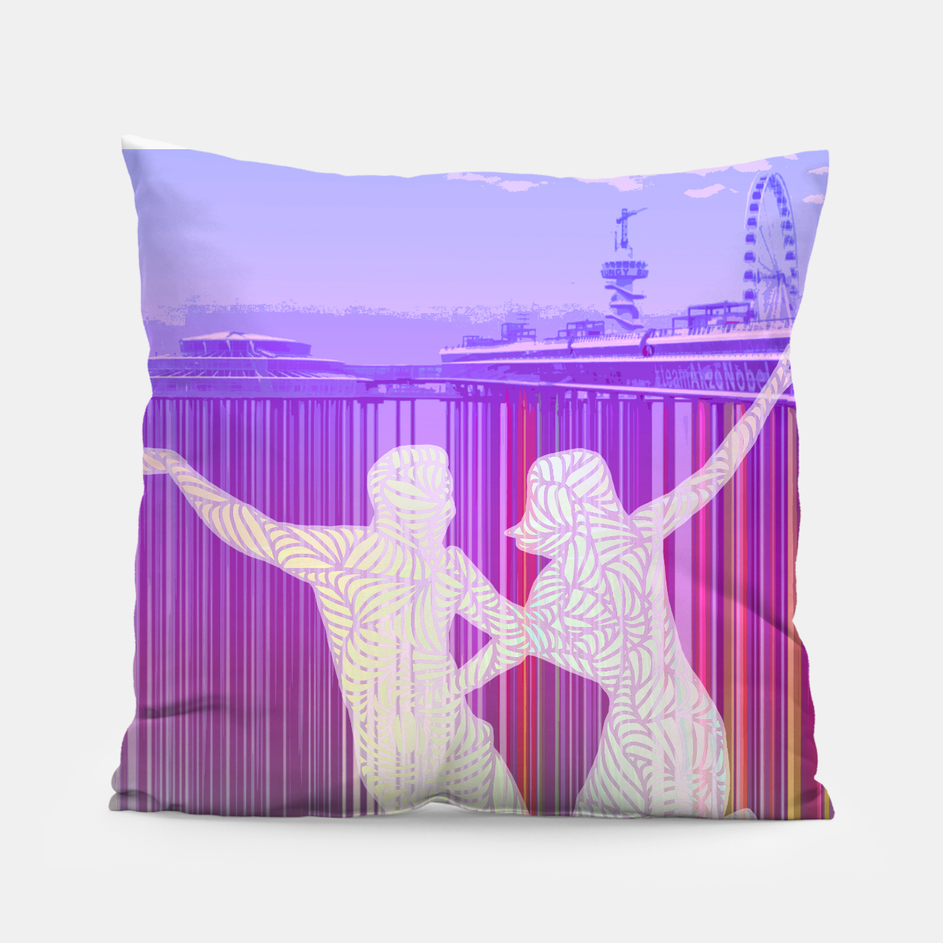 Image of ll Pillow - Live Heroes