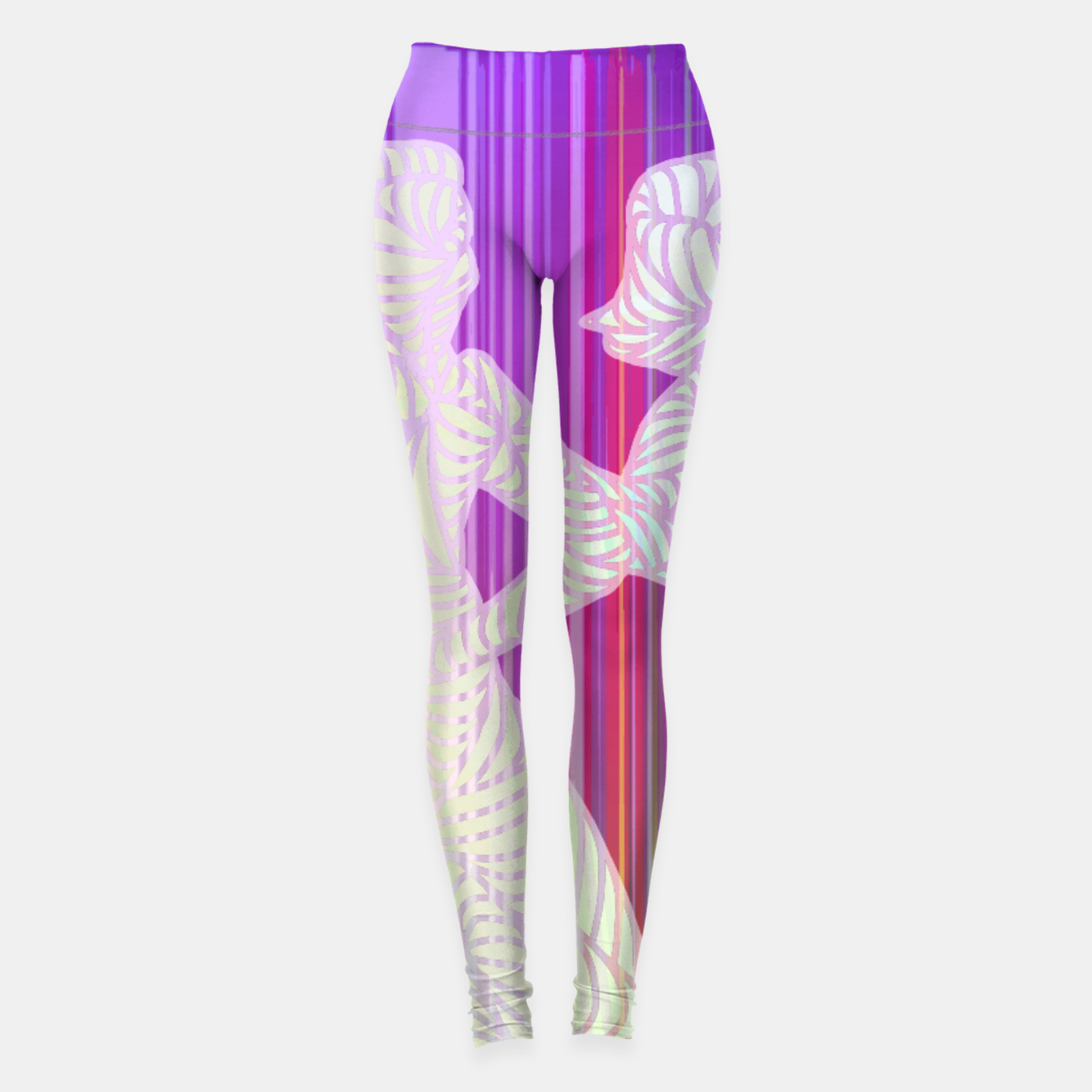 Image of ll Leggings - Live Heroes