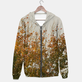 Thumbnail image of Signs of autumn Hoodie, Live Heroes