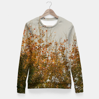 Thumbnail image of Signs of autumn Fitted Waist Sweater, Live Heroes