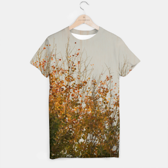 Thumbnail image of Signs of autumn T-shirt, Live Heroes