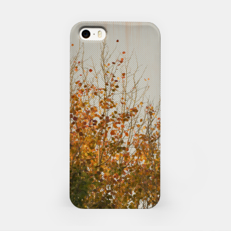 Thumbnail image of Signs of autumn iPhone Case, Live Heroes