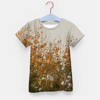 Thumbnail image of Signs of autumn Kid's T-shirt, Live Heroes