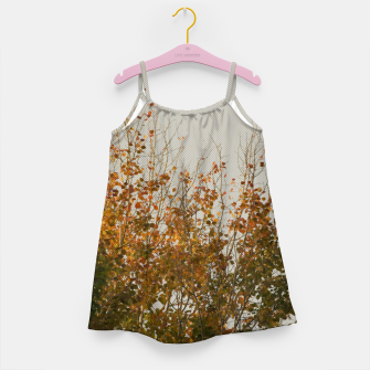Thumbnail image of Signs of autumn Girl's Dress, Live Heroes