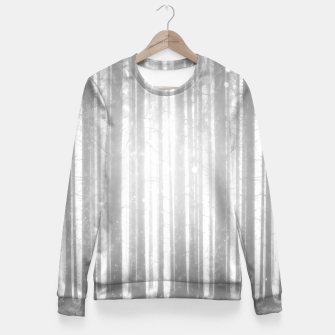 Thumbnail image of Fading Forest Taillierte Sweatshirt, Live Heroes