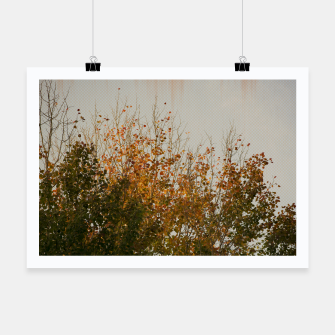 Thumbnail image of Signs of autumn Poster, Live Heroes
