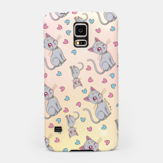 Thumbnail image of Diana's Pattern Samsung Case, Live Heroes