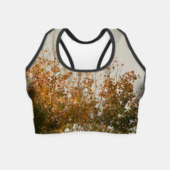 Thumbnail image of Signs of autumn Crop Top, Live Heroes