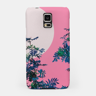 Thumbnail image of Rowan tree and pink sky Samsung Case, Live Heroes