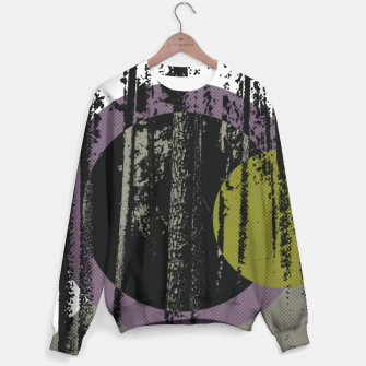 Miniaturka Abstract woods Sweater, Live Heroes